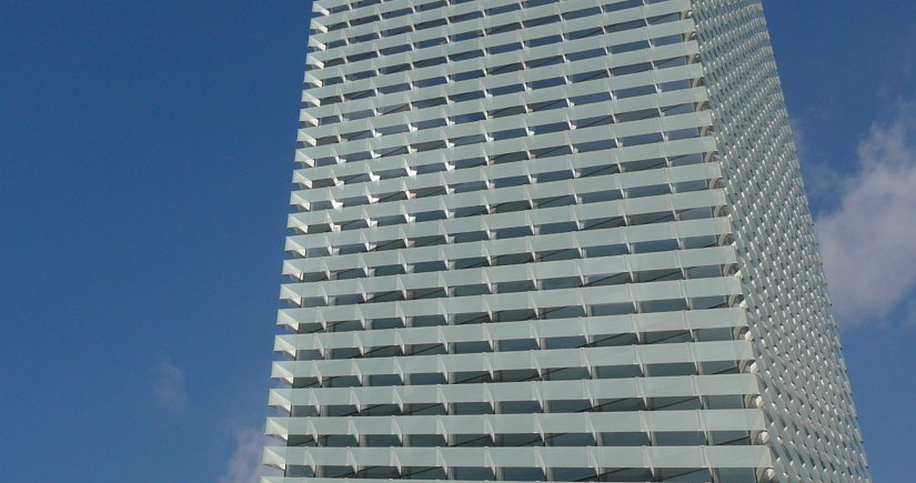 Torre Puig, Certificació ambiental LEED New Construction