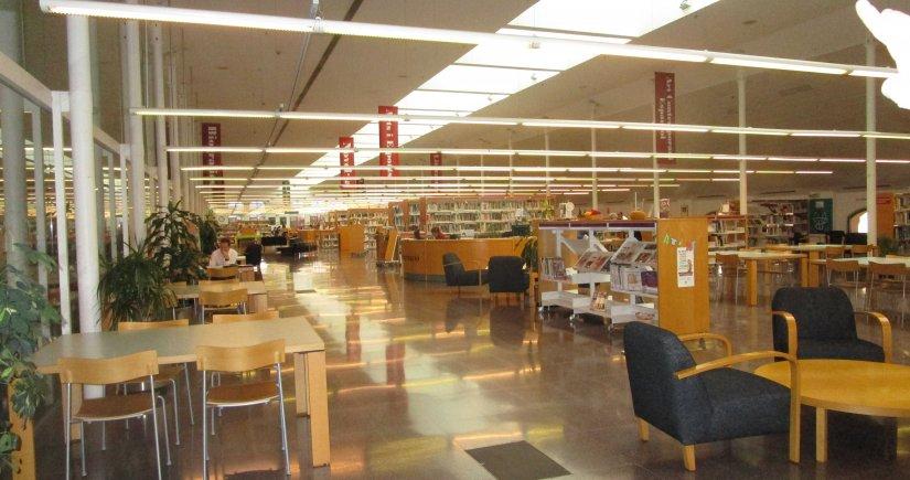 Biblioteca Tecla Sala de l'Hospitalet de Llobregat